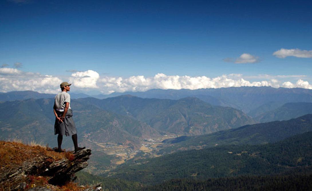 Хаа Бутан Слово «Хаа» буквально переводится как «скрытый». Про эту долину мало кто слышал — а ведь это чуть ли не самое красивое место во всей Азии.