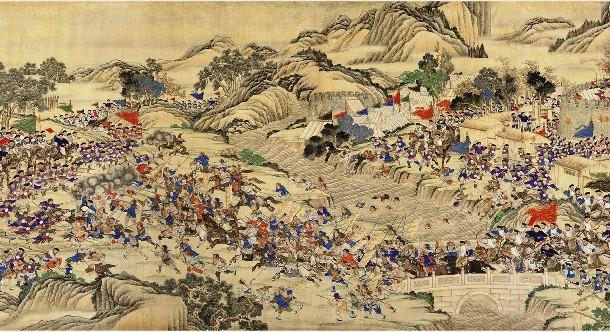 Восстание тайпинов Погибших: 20 - 30 млн И еще одно китайское восстание, длившееся целых 15 лет, с 1850 по 1864 годы. Большинство смертей случилось не от оружия: голод, а затем эпидемия чумы поставила на колени всю страну.