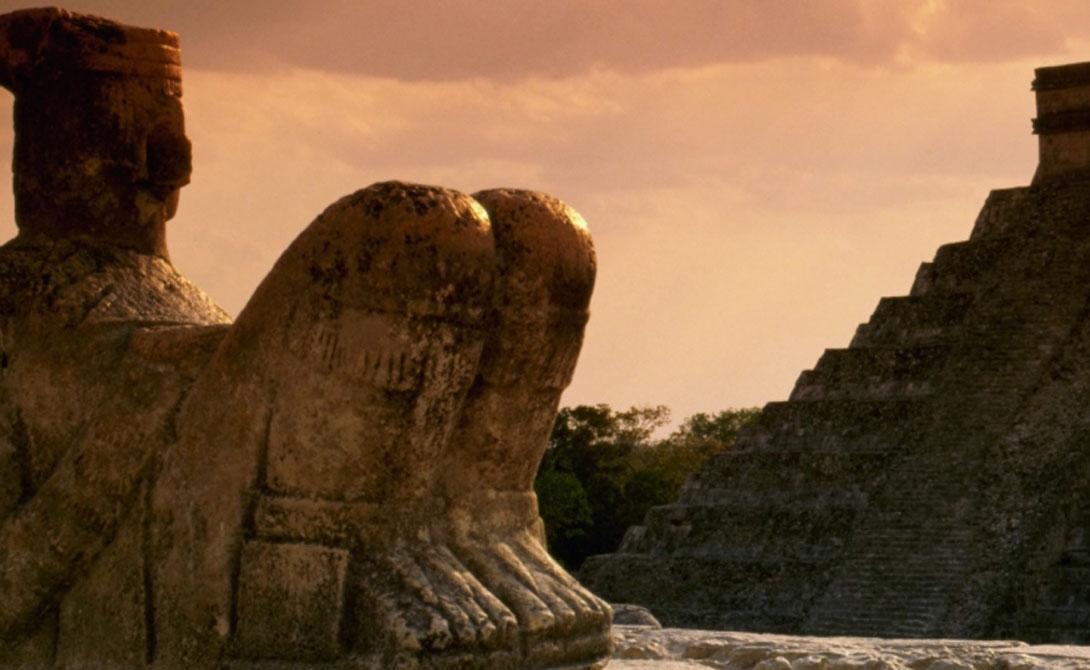 Майя были интеллектуально развитым народом. Они хорошо разбирались в математике и астрономии, которую они использовали, чтобы выровнять свои пирамиды и храмы в соответствии с прецессией планет и солнечного равноденствия. И они — единственная культура Мезоамерики, обладающая письменностью. Так что же смогло уничтожить их?