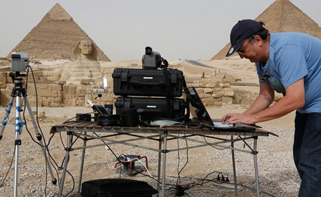 Теперь мы можем узнать о них немного больше — благодаря космическим лучам. Археологи начали использовать новую технологию, чтобы лучше понять внутреннее устройство таинственных, закрытых уже тысячи лет строений.