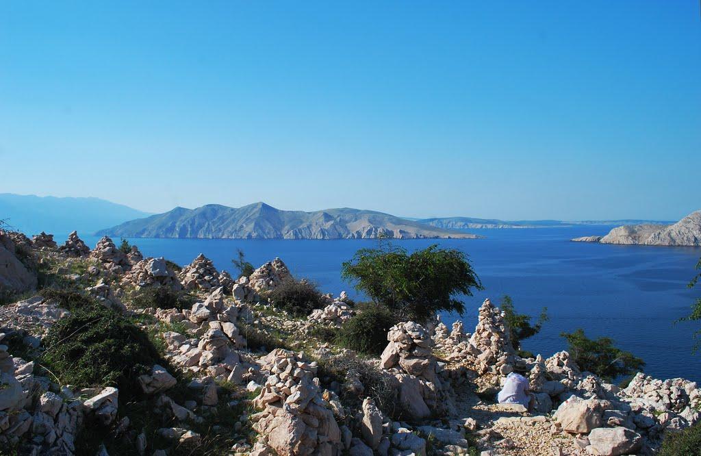 Првич Хорватия Этот остров можно найти в Адриатическом море. Размеры Првич не превышают пяти квадратных миль, на которых вольготно расположились несколько видов растений и птиц.