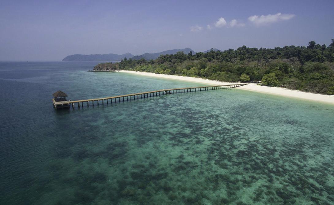 Архипелаг Мьей Мьянма Архипелаг Мьей расположен в самой южной части Мьянмы. 800 островов, практически полностью изолированных от мира. Сотни безупречных пляжей на выбор и вода, идеально подходящая для дайвинга.