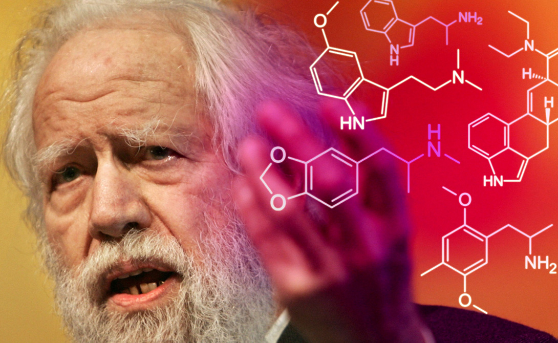Экстази Изобретатель: Александр Шульгин Александр Шульгин создал современную формулу экстази в конце 1970-х годов, и испытал препарат на себе. Чуть позже он опубликовал глубокое исследование экстази, мотивирующее использование таблеток в психотерапии. И какое-то время препарат показывал чудесные результаты: опытный врач вылечивал тяжелейшие депрессии всего за три сеанса — без экстази на такую работу требуется несколько лет. К сожалению, светила медицины сочли такой способ помощи пациентам не каноничным — зато рейверы благодарны Шульгину до сих пор. Формулу экстази поспешно запретили, что не помешало химикам синтезировать аналоги.