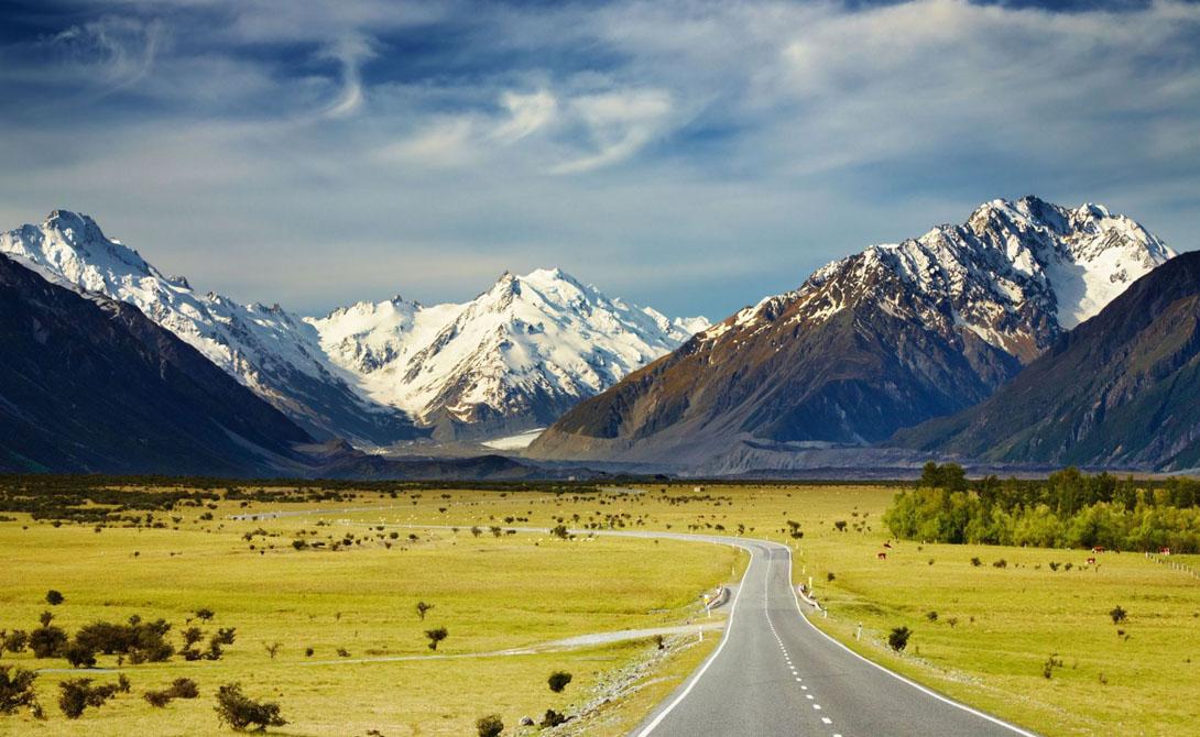 Новая Зеландия Новая Зеландия — вот место, куда стремятся путешественники всего мира. Спокойная и прекрасная страна, попасть в которую будет не так-то просто.