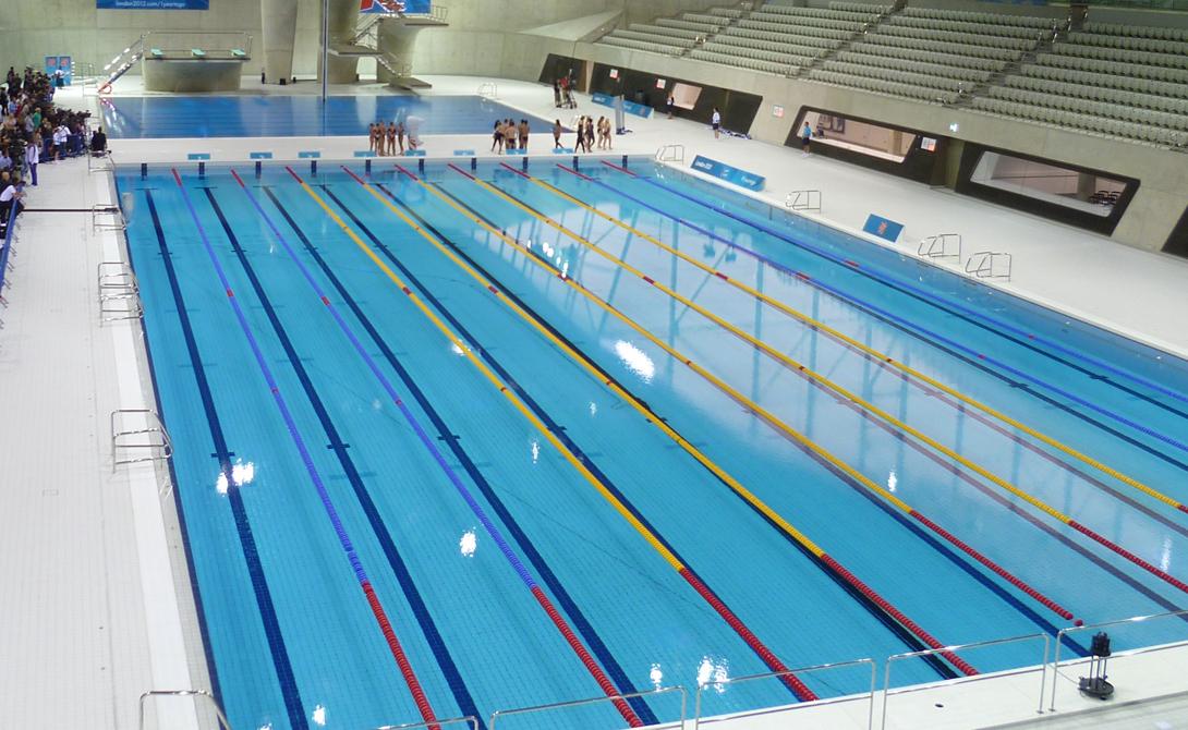 Все золото, когда-либо добытое на Земле, поместится в три плавательных бассейна олимпийских стандартов.