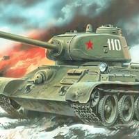 Т-34: западный след легендарного танка