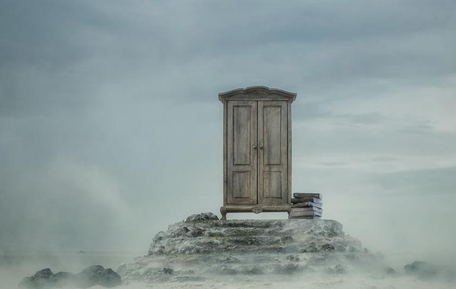 Дверь в пустыню Что видит зритель