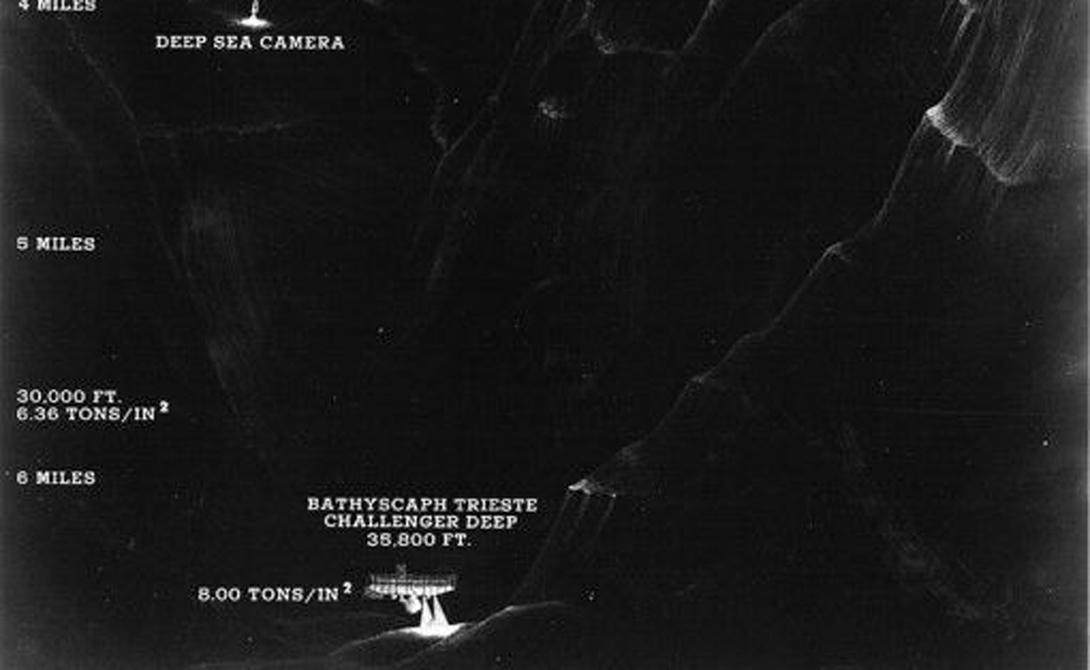 Марианская впадина Ученые шутят, что даже Луна изучена лучше, чем Мировой океан. Мы и в самом деле понятия не имеем, что может скрываться в морских глубинах, лежащих в стороне от торговых маршрутов. Кроме того, существует еще и загадка Марианской Впадины, самого глубокого места планеты. Всего три человека за всю историю смогли погрузиться в пугающий мрак Марианского Желоба — в том числе и Джеймс Кэмерон. Знаменитый режиссер сумел взять образцы неизвестных науке живых организмов, а камеры его батискафа засняли несколько удивительных рыб, больше похожих на морских чудовищ.