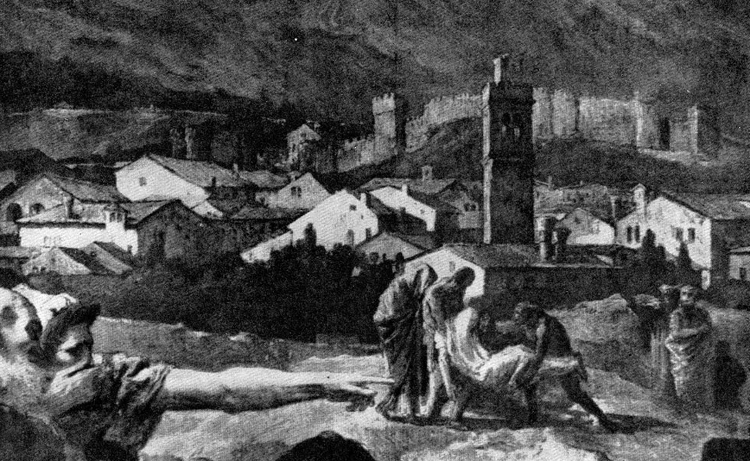 Английский пот Английской потливой горячкой окрестили опаснейшую эпидемию, неоднократные вспышки которой зафиксированы между 1485 и 1551 годами. Смертельный вирус поражал Европу и Англию, но за сто лет врачи так и не сумели найти источник беды. Даже лучшие умы того времени (в числе которых были сэр Томас Мор и сам Френсис Бэкон) приписывали лихорадку мифическим вредным веществам, якобы формирующимся в городских условиях.