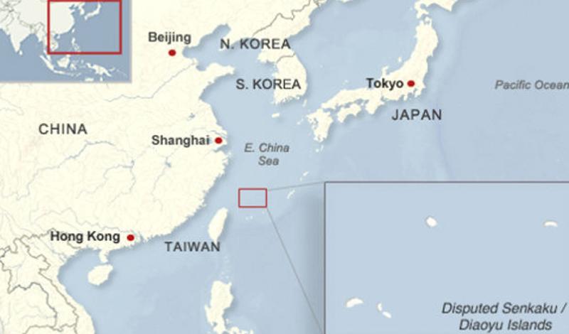 Острова Сенкаку Китай и Япония Китай защищает свои интересы и в Восточно-Китайском море: острова Сенкаку стали яблоком раздора извечных врагов, Китая и Японии. В 2010 году дипломатическое противостояние чуть не переросло в серьезный военный кризис — и все из-за одного китайского рыболовного траулера в регионе.