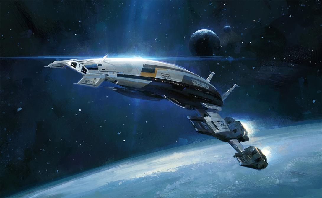 Космический корабль Квинтэссенция врожденного стремления человека к небу. Космические корабли настоящего уже используются для метеорологии, навигации и военных нужд. Космические корабли ближайшего будущего помогут нам достигнуть и колонизировать новые планеты — ученые НАСА, по крайней мере, уверяют, что первое поселение появится на Марсе к 2020-му году.