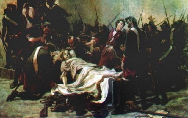 Тюремное заключение Ивана VI Двухмесячный Иван VI стал царем в 1740 году и смог продержаться на престоле целый год: страна находилась под регентством сначала Бирона, а затем Анны Леопольдовны. Император-младенец был свергнут Елизаветой Петровной и отправился в одиночное заключение, где провел всю жизнь. В Шлюссербугской крепости об истинном имени заключенного никто не знал. Камера несчастного была лишена окон, так что дневного света Ивана VI не видел никогда. При царствовании Екатерины II (и по ее же приказу) один из охранников тихо придушил потенциального претендента на трон.