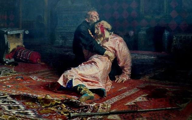 Мрачные тайны Российской империи