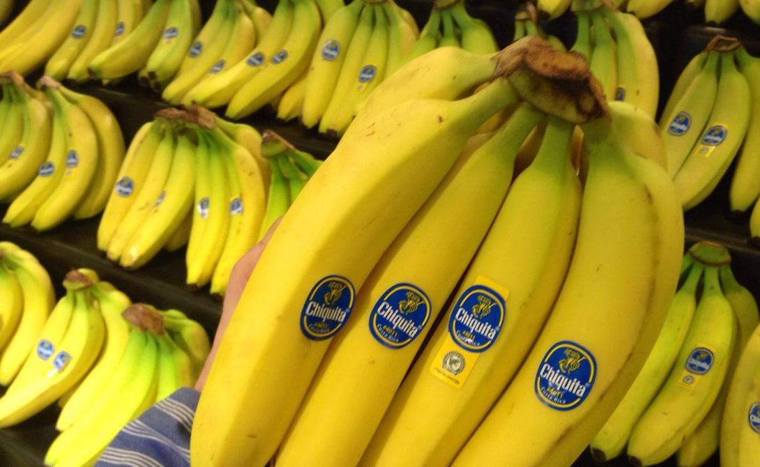 Бананы Доктор Луиза Берк из Австралийского института спорта включила бананы в список самых полезных продуктов, которые только можно выбрать перед тренировкой. Бананы богаты быстродействующими углеводами, обеспечивающими прилив полезного топлива. Кроме того, здесь высоко содержание калия, помогающего в поддержании мышечных функций.