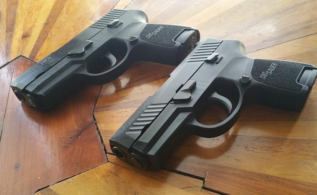 SIGP250 SIGP250 по праву считается лучшим пистолетом на рынке. Он был специально разработан для полицейских подразделений. Не боится суровых условий эксплуатации, легок и удобен в обращении.