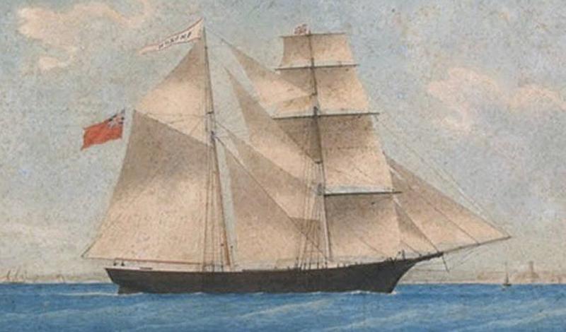 Мария Селеста История «Марии Селесты» известна по всему миру. Судно, чья команда бесследно пропала, было найдено у берегов Португалии. На борту царил идеальный порядок, будто все члены экипажа только что встали из-за стола.