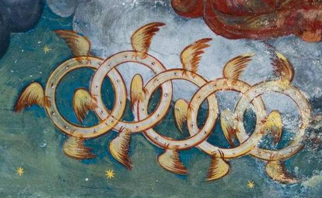 Нация Ислама Илия Мухаммед утверждает, будто упомянутое в «Книге Иезекииля» Колесе Иезекииля — не что иное, как самое настоящее НЛО. Пророк приводит веские (для своей паствы) доказательства, будто построили Колесо в Японии, за 15 миллиардов долларов. А проект был дарован японцам инопланетянами, которые скоро прибудут на Землю и спасут всех правоверных.