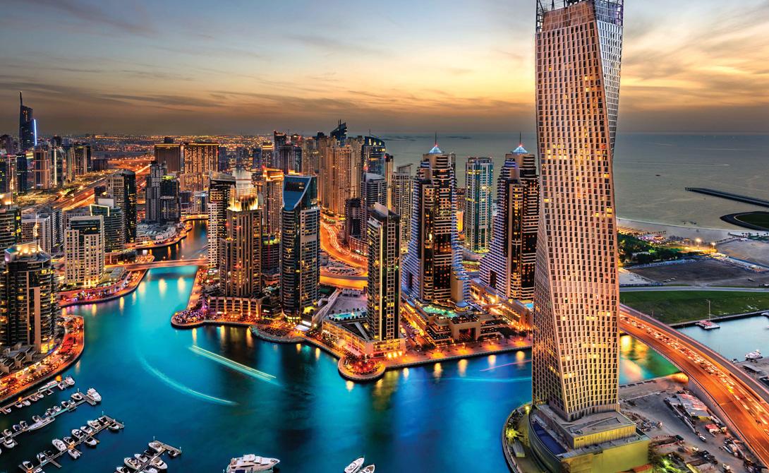 Дубай Внешне Дубай выглядит настоящей игрушкой, которая досталась везучему мальчишке из богатой семьи. Мало кто из туристов знает, что построена эта «игрушка» при помощи дешевой рабочей силы из Азии. Смерти на стройках, употребление нелегальных стимуляторов: здесь хорошо только тем, у кого есть нефть.