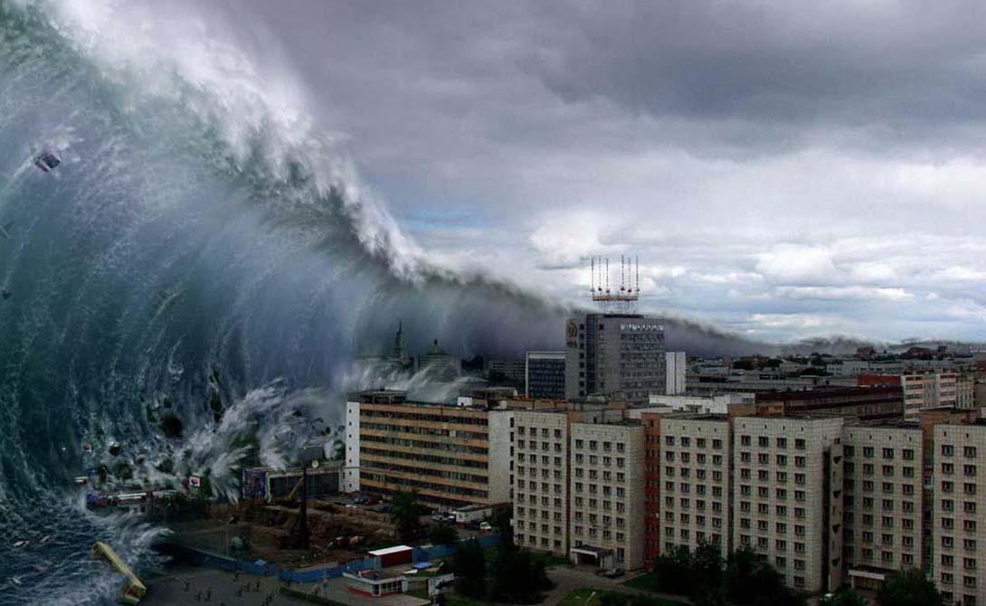 Нанкайдо Япония Землетрясение магнитудой 8,6 случилось в открытом море, вызывав ужасное по силе цунами. Современные историки считают, что трагедия 20 сентября 1498 года унесла жизни почти 40 000 японцев. Прибрежный городок Нанкайдо был практически смыт в океан.