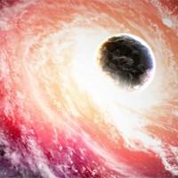 Необъяснимые свойства черной дыры