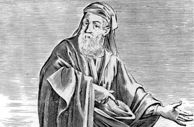 Эмпедокл Философ и протоученый Древней Греции прославился своим стремлением к божественному статусу. Эмпедокл (по сохранившимся данным) умел поднимать людей из мертвых, превращать землю в еду и отличался острым умом. Поднявшись на вулкан Этна, амбициозный философ бросился в его жерло: из лавы же изумленной публике на потеху выбросило ставшую бронзовой обувь вознесшегося философа.