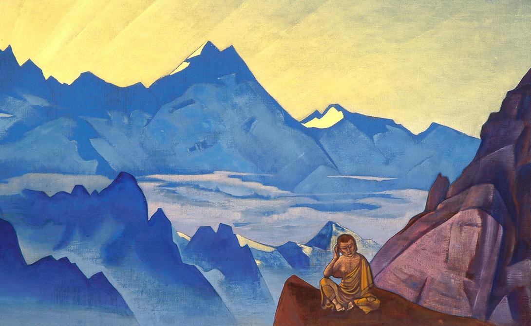 Под надзором Итак, экспедиция частного лица Николая Рериха проходила под пристальным наблюдением англичан, СССР и американцев. Не остались в стороне и азиаты. Японцы, моноголы и китайцы также выслали скрытых наблюдателей, но немногие из них вернулись обратно. С самого начала путешествие Рериха было экстремальным. Людям предстояло пройти через 35 горных перевалов, пересечь пустыню Гоби и первыми подняться на высочайшие альпийские пики.