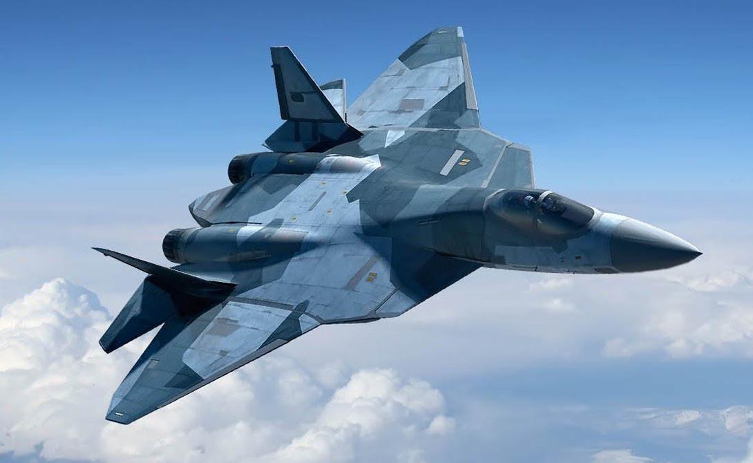 Еще 2 русских новейших истребителя Т-50 переброшены вСирию