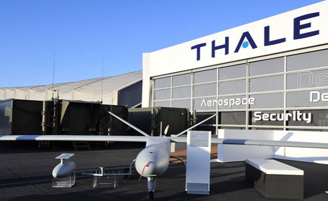 Thales Франция Эта корпорация известна в профессиональной среде как мастер на все руки. С 2011 года в ее недрах производятся авиационные приборы, радары, системы стелс для кораблей, бронированные автомобили и беспилотники.