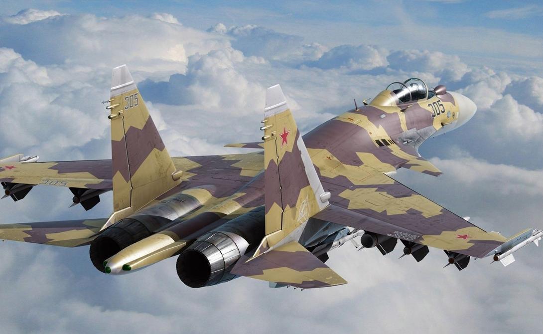 Истребитель Су-35 В бою один на один у российского истребителя Су-35 пока равных нет. Скорость в 1,5 Маха и набор высоты в 13 километров, невероятная маневренность и серьезный комплект вооружения делают машину максимально опасным соперником любому существующему аналогу потенциального противника. Ну ладно, практически любому.
