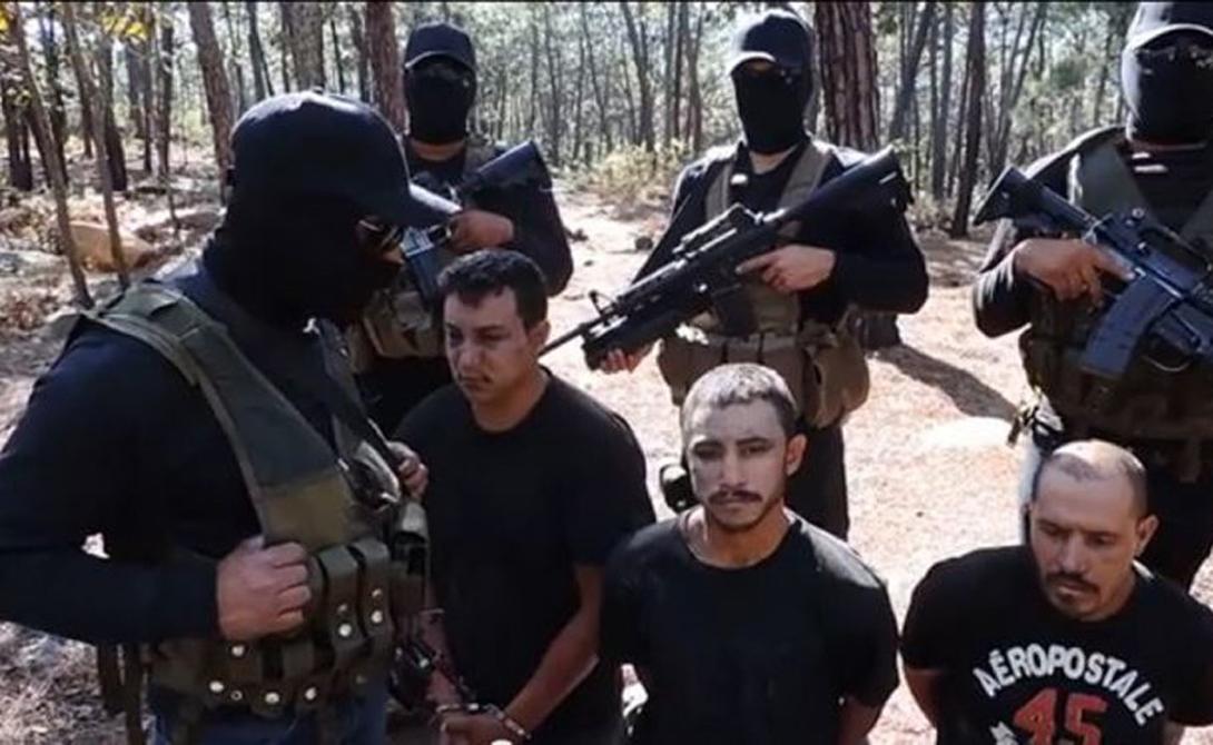 Летний зной Все дело в том, что еще в 2009 году был обнародован список из 37 самых разыскиваемых капо Мексики — и весной Ньето торжественно объявил, что всего 4 преступников осталось на свободе. Немезис показал всю ошибочность этого утверждения: с июля по август этого года в штате Халиско было убито 3 800 человек.