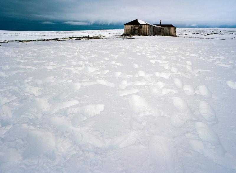 Вечная зима Расположенный почти в тысяче километров от Северного Полюса Свальбард остается местом, где царит долгая и темная зима. Захватывающие дух пейзажи, населенные арктическими лисами, оленями и белыми медведями, перемежаются руинами поселков, в которых когда-то жили люди.