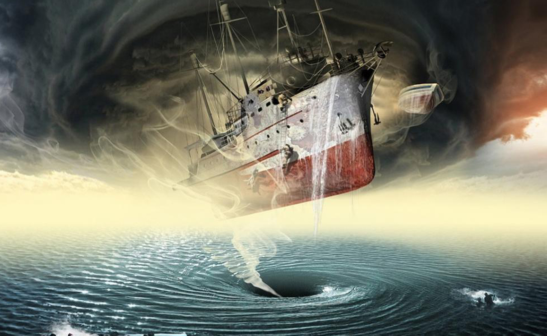 the mysterious happenings within and around the infamous bermuda triangle The bermuda triangle, also known as the devil's triangle, is a mysterious region in the western part of the north atlantic ocean the triangle is so named because of the unusually high number of ships and aircraft that are said to have disappeared while traveling through the area.