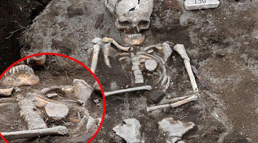 Дравско Польша Восточная Европа считается чуть ли не родиной вампиров. Археологические исследования подтверждают, что средневековые крестьяне не только верили в существование упырей, но и вполне успешно с ними боролись. В 2009 году одна из исторических экспедиций наткнулась на странный склеп в польском городке Дравско: три связанных тела с вырванными клыками и железными серпами на горлах. Согласно легендам, это традиционный способ убить вампира раз и навсегда.