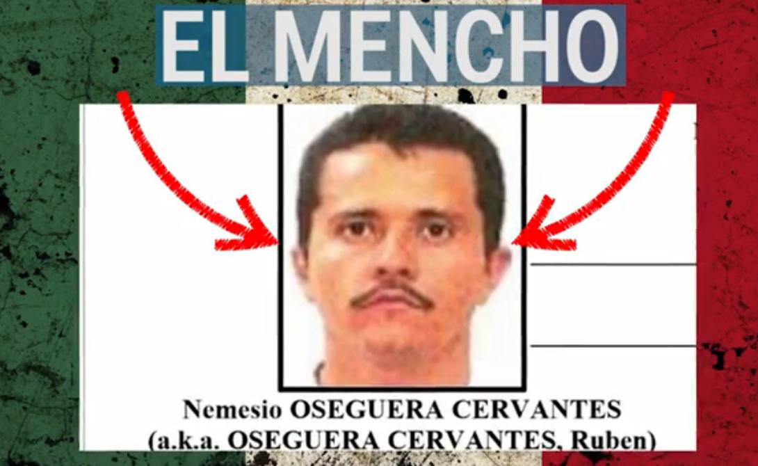 Глава картеля Во главе нового бандформирования стоит бывший полицейский Немезио Осегуэра, также известный как Эль Менчо. Под его руководством банда буквально вырезала место под будущую империю в ордах противника. Скорость подъема Немезио показывает, как быстро может перейти власть в Мексике человеку, управляющему многомиллиардной торговлей наркотиками.