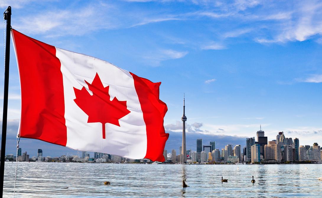 Канада В Канаде, видимо, слишком холодно для каких бы то ни было противоправных действий. Это большое, сильное и надежное государство прекрасно подойдет тем, кто хотел бы спокойно жить и рубить деревья в свое удовольствие.