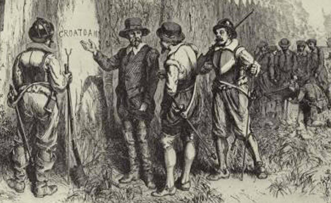 an analysis of the settlement of roanoke in the university of north carolina press North carolina colony: he created an permanent north carolina settlement by building fort san somewhat successful colony came in the english colony of roanoke.
