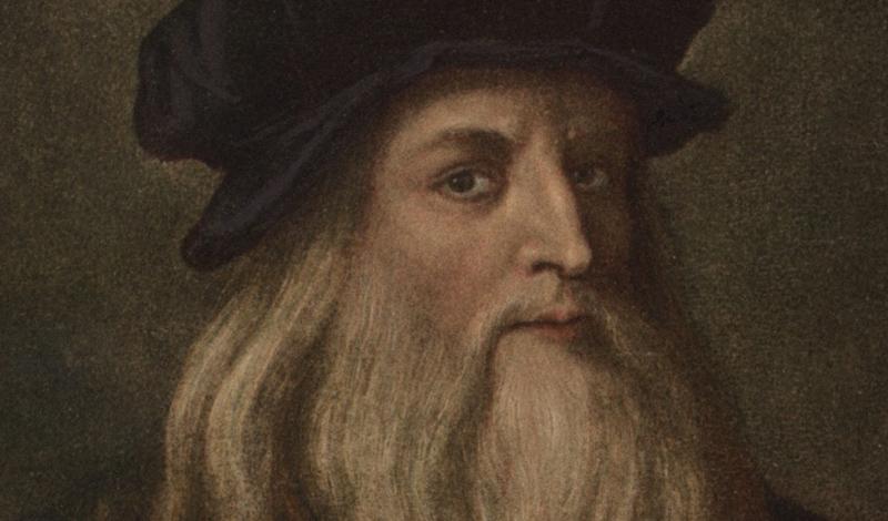 Леонардо да Винчи Большинство людей знают Леонардо да Винчи как великого гения эпохи Возрождения, но для своего времени этот парень был совершенным психом. Искусство, технические изобретения, анатомические экзерцисы: только подумайте, у него, отчего-то, времени хватало на все.