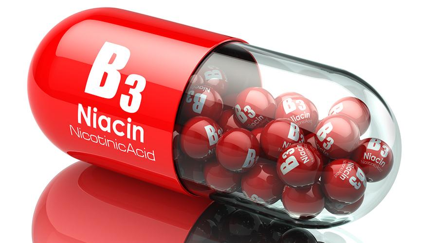 Витамин B3 Вердикт: можно обойтись В течение последнего десятилетия витамин В3 называли чуть ли не самым чудодейственным помощником в борьбе с многими болезнями, от Альцгеймера до сердечно-сосудистых заболеваний. Но опубликованное в 2014 году исследование Биологического центра южной Калифорнии показало, что люди получают необходимую дозу этого витамина из пищи (тунец, свекла, лосось), а его переизбыток организмом просто не усваивается.