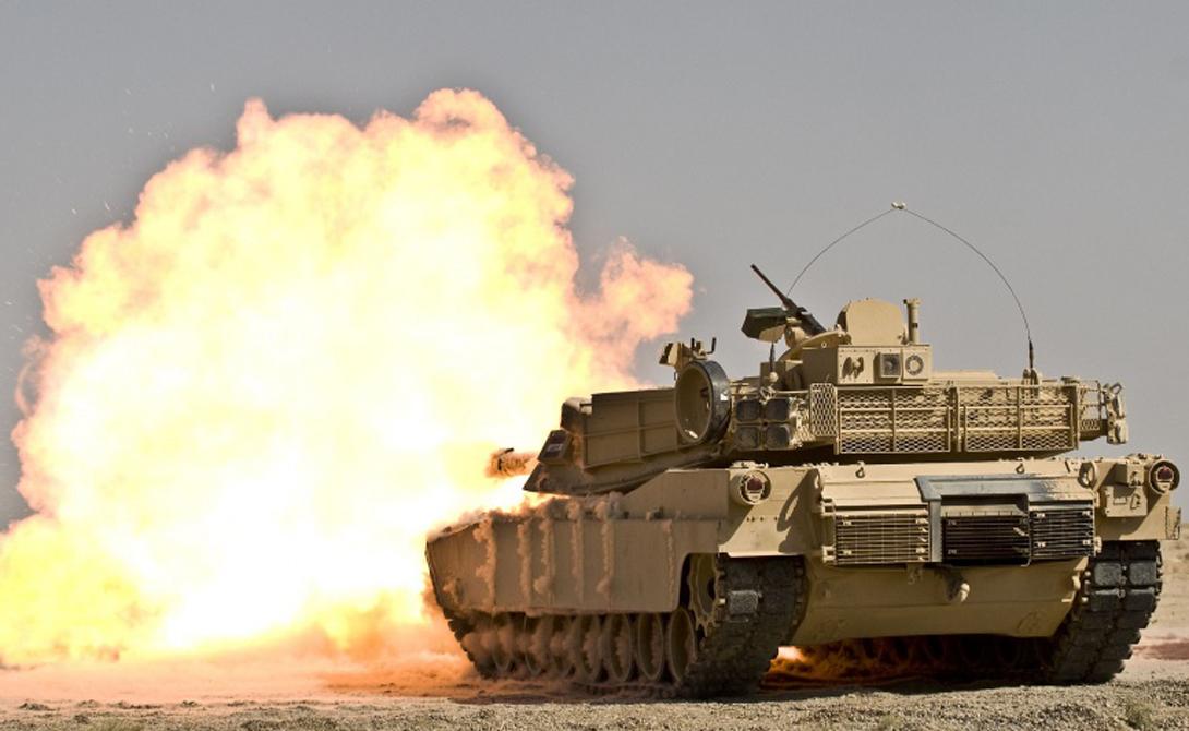 M1A1Abrams Основной боевой танк Соединенных Штатов Америки, который выпускается еще с 1980 года. Прекрасные тактико-технические характеристики, серьезная мощь и сравнительно невысокая цена делают эту машину одной из лучших на поле современного боя.