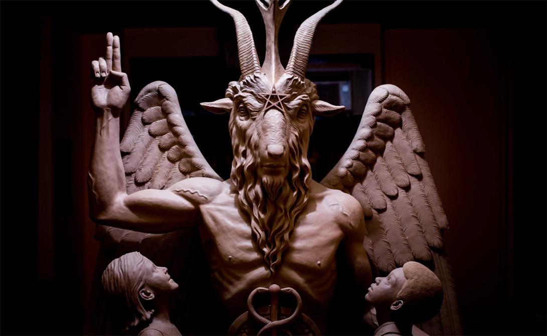 Храм сатаны откроется в старом викторианском особняке, расположенном неподалеку от центра города. На втором этаже адепты Люцифера собираются устроить художественную галерею.