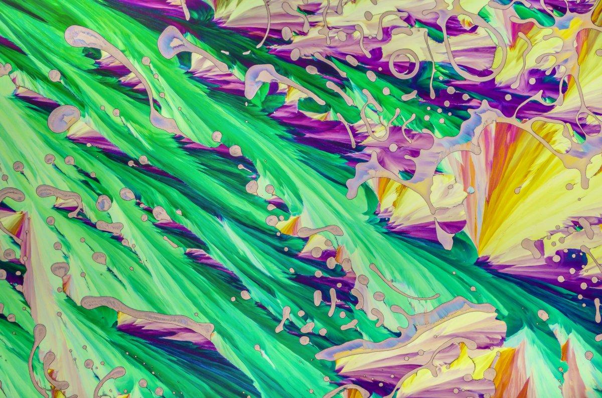 Кристаллы танина