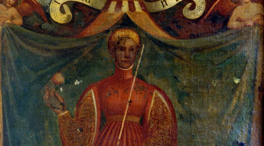 Матильда Тосканская С пятнадцати лет Матильда участвовала в кровавых сражениях. Ее выдающиеся способности военачальника использовал сначала Папа Григорий, а затем Папа Урбан. Отдав войне тридцать лет, Матильда удалилась в монастырь, где и окончила свои дни.