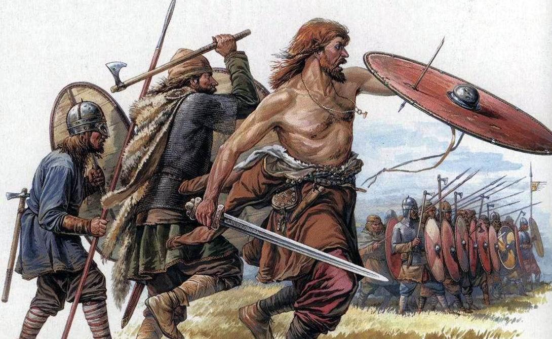 Вестготы: начало конца Орды гуннов вытеснили готов с родовых земель. Племена разделились на остготов, которые покорились завоевателям, и вестготов, отправившихся просить помощи у Рима. Римляне неосмотрительно приняли это племя, однако выделили им для существования лишь узкий участок неплодородной земли. За несколько лет мучительной жизни под пятой «спасителей» терпению вестготов пришел конец.