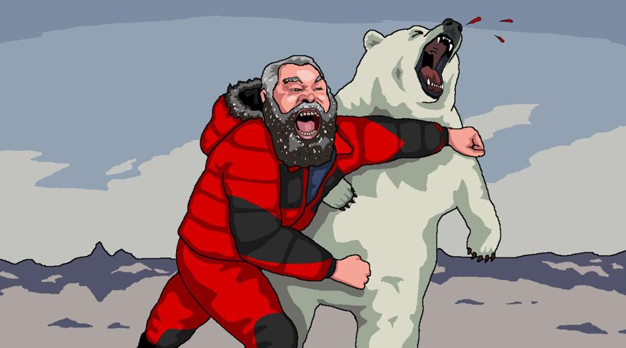 Брайан Блессид Брайана Блессида помнят за его роль во «Флэше Гордоне» образца 1980 года, но мало кто знает, что этот бравый мужик в 67 лет стал самым старым человеком, покорившим Эверест. Кроме того, через пару лет Брайан достиг Северного магнитного полюса пешком, пробившись сквозь полярные бури и белых медведей с помощью ружья и плащ-палатки. Сейчас Брайану 80 лет и недавно он заявил, что собирается отправиться на самое дно Марианской впадины.