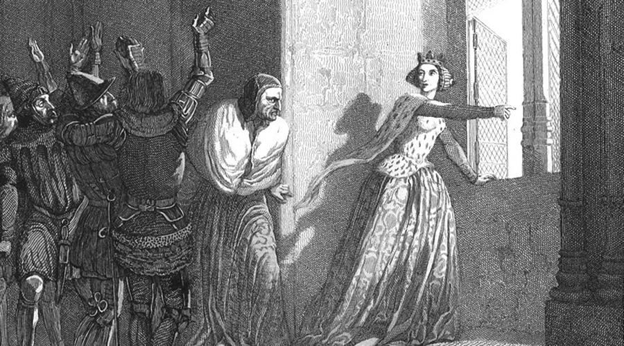Графиня де Монтфорт В 1300 году город Жанны де Данпьер осадила армия врагов. Муж девы-воительницы пал на стенах, после чего она надела его доспехи и приняла командование. Сумев снять осаду с города, Жанна собрала отряд из нескольких сотен воинов, вышла в поле и разбила вражеское войско.