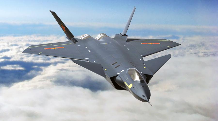 Ударный истребитель Есть много признаков того, что J-20 представляет собой прежде всего ударный самолет, но с возможностью работы и по воздушным целям. Демонстрационная модель, по крайней мере, оснащена несколькими модулями для ракет класса воздух-воздух.