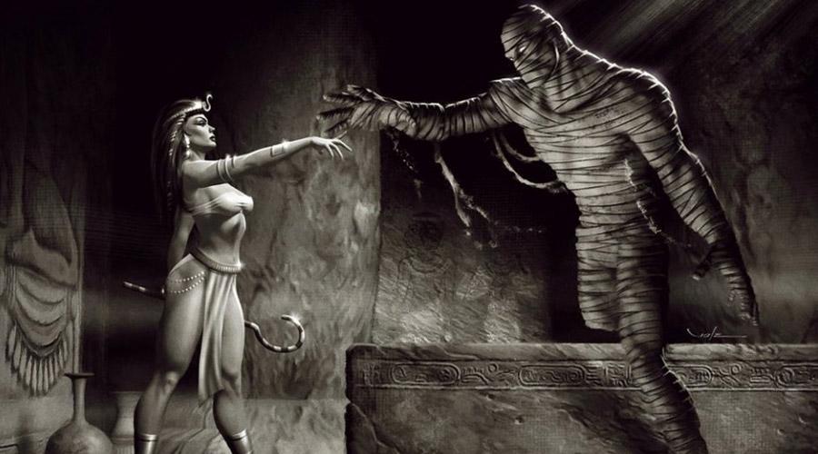 Мумии: мрачные тайны египетских фараонов (6 фото)