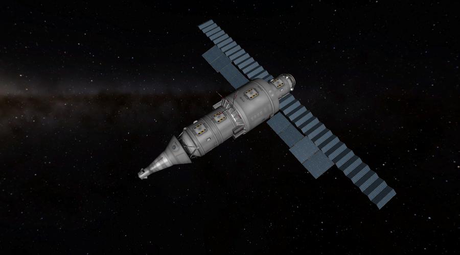 Первый запуск Но проект не забросили. 29 ноября 1986 года с космодрома Байконур была сделана первая попытка запуска боевой станции в космос. К тому времени проект назывался уже «Алмаз-Т». К сожалению, у ракеты-носителя «Протон» отказали системы управления и околоземная орбита вновь оказалась без надежного коммунистического стража.