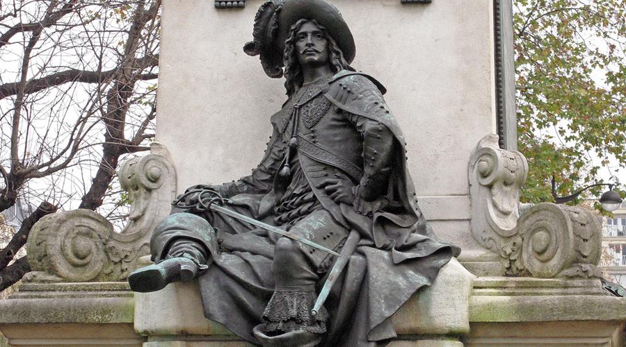 Смерть героя При осаде Маастрихта в 1673 году погиб д'Артаньян. Это повлияло на всю роту: Людовик XIV решил сформировать ее заново, заодно изменив форменный устав. Теперь мушкетеры носили красный мундир, черные ботфорты и черную же шляпу с белыми перьями.