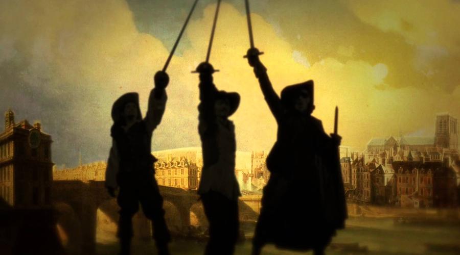 Роспуск отряда Последнее сражение для королевских мушкетеров состоялось в 1746 году. После битвы при Фонтенуа рота какое-то время продолжала выполнять функции декоративной охраны и была окончательно распущена после смерти Людовика XV. Так легендарный отряд пал жертвой обычной экономии.